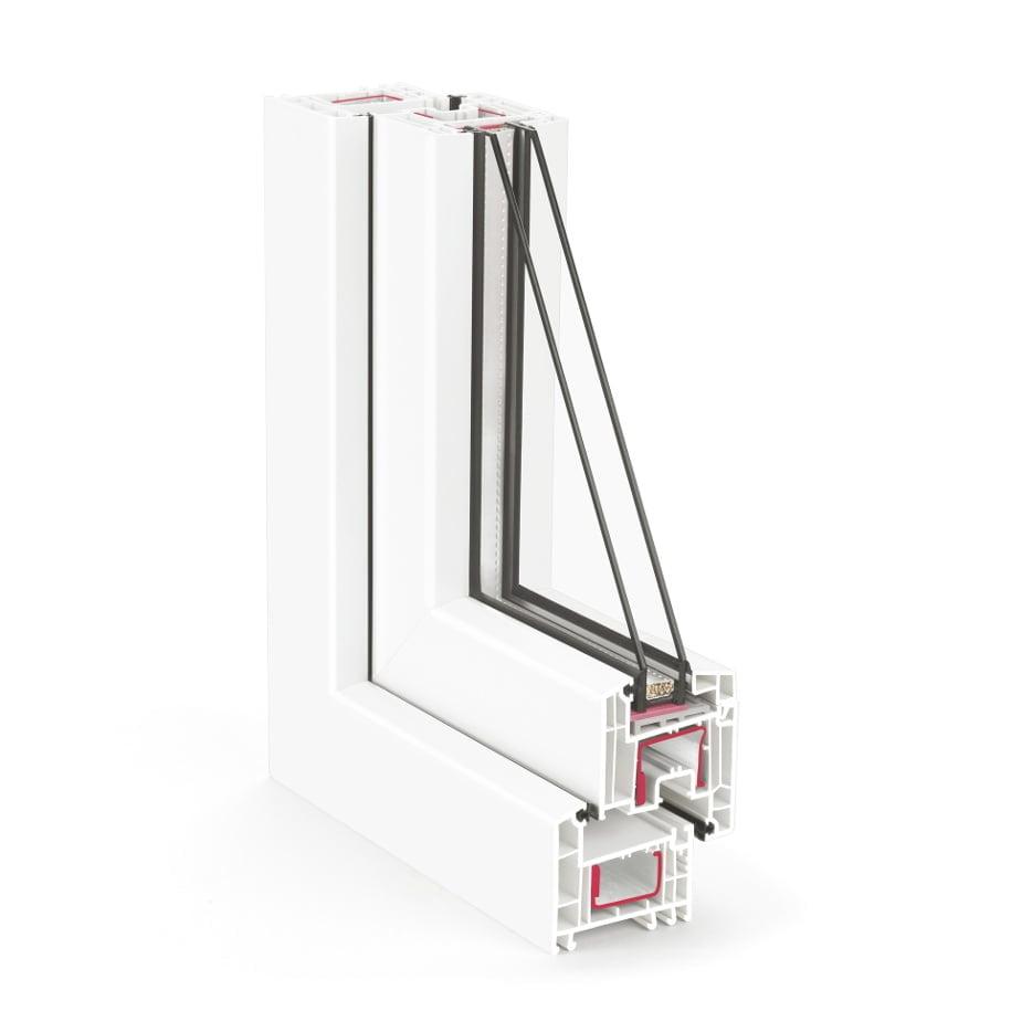 Un systeme de fenetre en PVC rehau plus fort et resistant