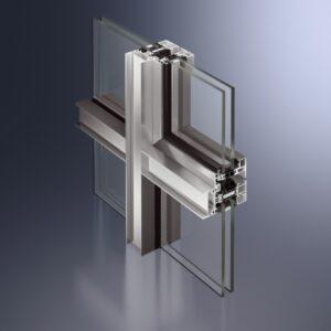 Systeme de fenetre en aluminium fabrique par Shuco en Roumanie